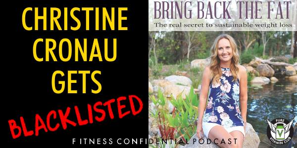 Christine Cronau Gets Blacklisted – Episode 865