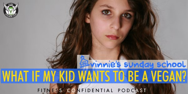 What If My Kid Wants To Be A Vegan? – Episode 871