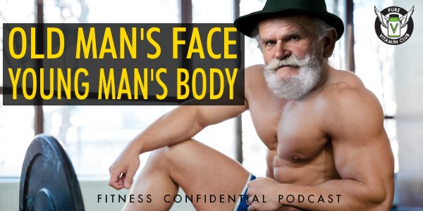 Old Man's Face, Young Man's Body – Episode 891