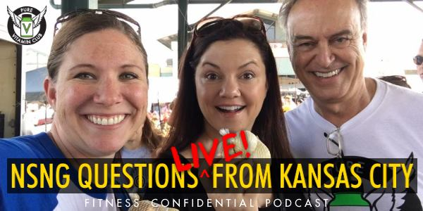 Episode 909 - NSNG Questions Live from Kansas City