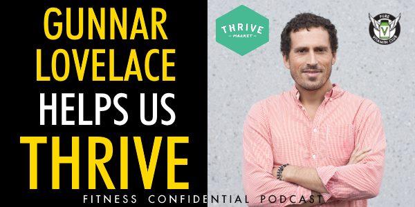 Episode 915 - Gunnar Lovelace Helps Us Thrive
