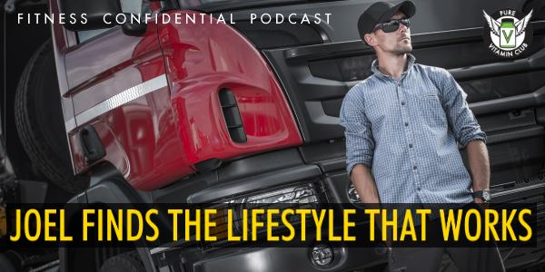 Episode 916 - Joe Finds the Lifestyle That Works