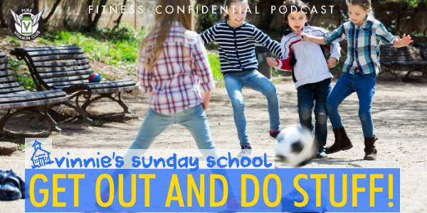 Get Out and Do Stuff! – Episode 935