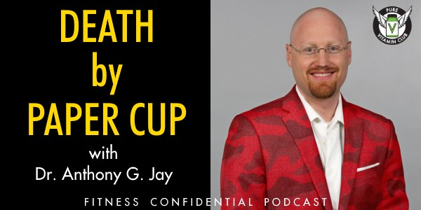 Death by Paper Cup with Dr Anthony Jay – Episode 938
