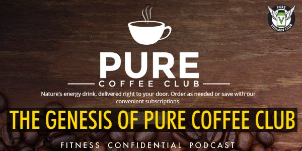 Episode 941 - The Genesis of Pure Coffee Club