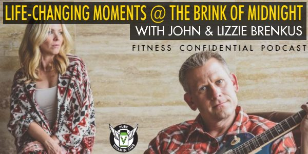 Episode 942 - Life-Changing Moments at the Brink of Midnight with Lizzie & John Brenkus