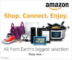 Amazon Banner 2017