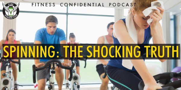 Spinning: The Shocking Truth – Episode 957