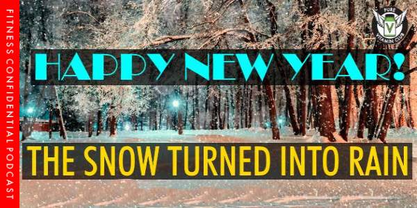 The Snow Turned Into Rain – Happy New Year! – Episode 966