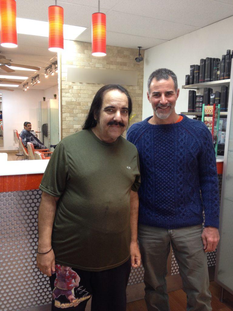 Vinnie Tortorich & Ron Jeremy