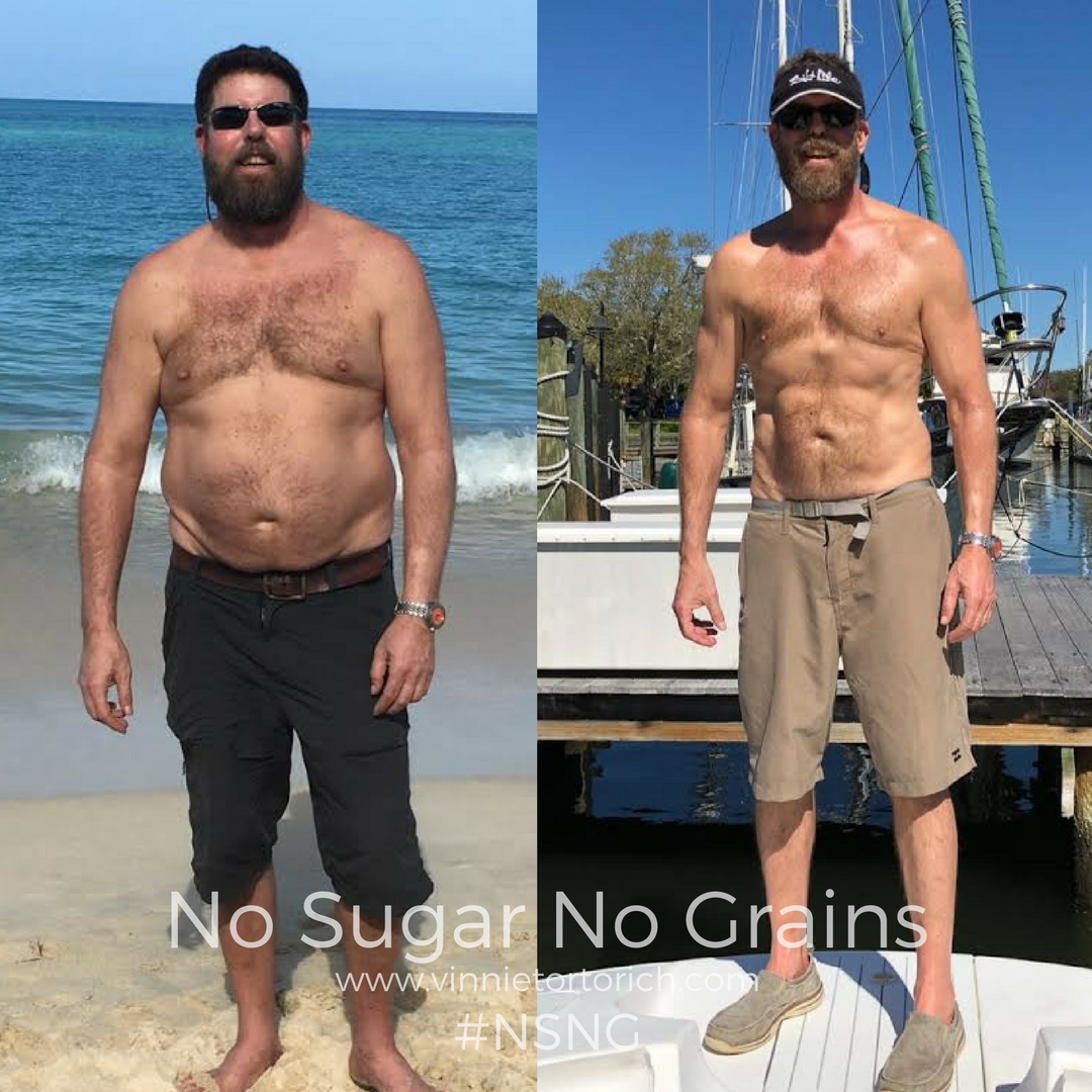 Scott Goldberg Before and After