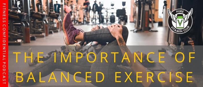 episode 1019 balanced exercise