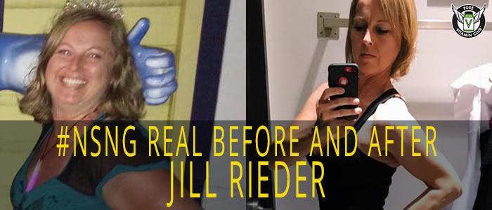 No Sugar No Grains #NSNG – REAL Before and After Stories – Jill Rieder