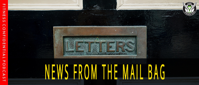 News from the Mail Bag- Episode 1055