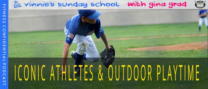 Iconic Athletes & Outdoor Playtime – Episode 1073