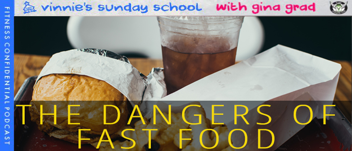 The Dangers of Fast Food – Episode 1103