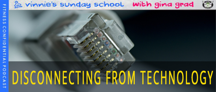 Disconnecting From Technology – Episode 1118
