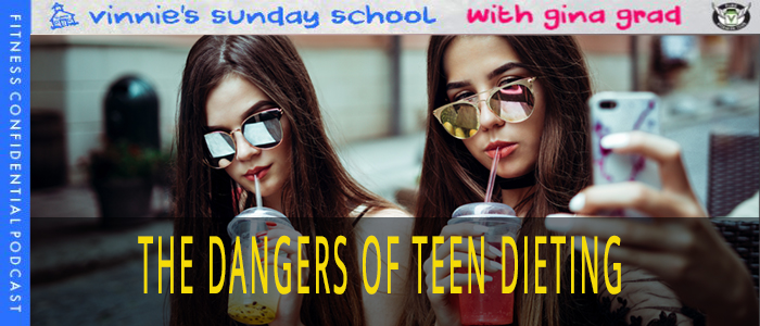 The Dangers of Teen Dieting – Episode 1123