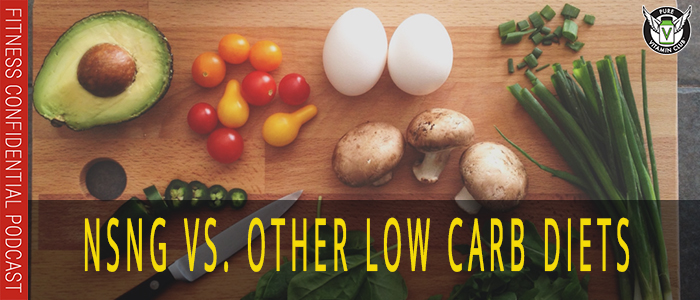 NSNG vs. Other Low Carb Diets