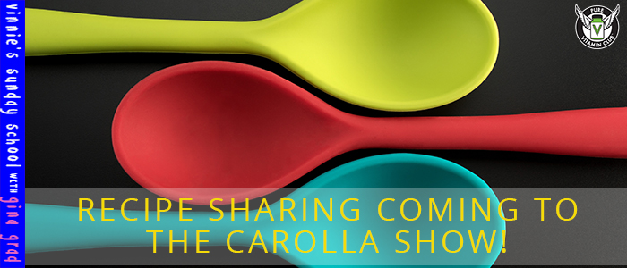 EPISODE-1153-Recipe-Sharing-Coming-to-the-Carolla-Show!