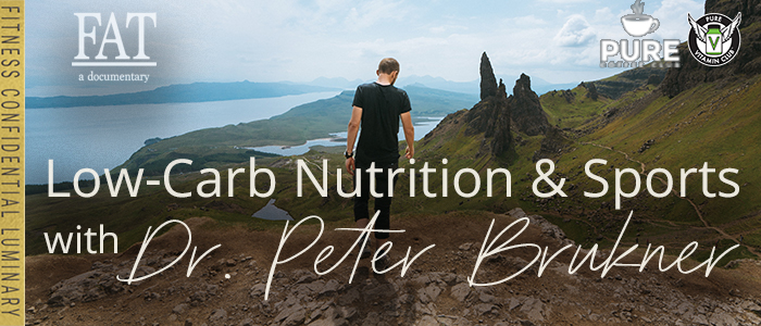EPISODE-1371-Low-Carb-Nutrition-&-Sports-with-Dr.-Peter-Brukner
