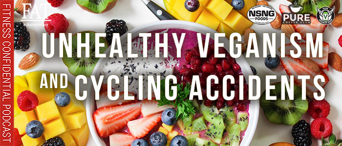 EPISODE-1662-Unhealthy-Veganism-And-Cycling-Accidents