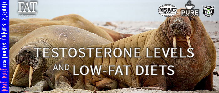 EPISODE-1828-Testosterone-Levels-&-Low-Fat-Diets