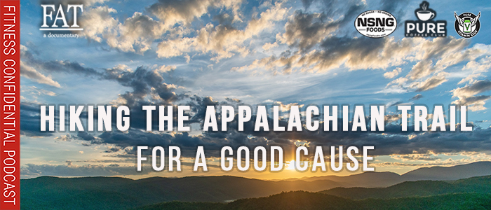 EPISODE-1867-Hiking-the-Appalachian-Trail-for-a-Good-Cause